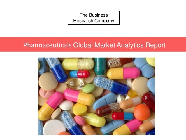 The Business Research Company Pharmaceuticals Global Market Analytics Report