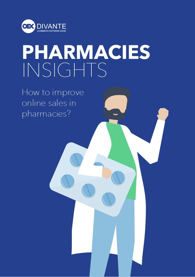PHARMACIES INSIGHTS How to improve online sales in pharmacies?