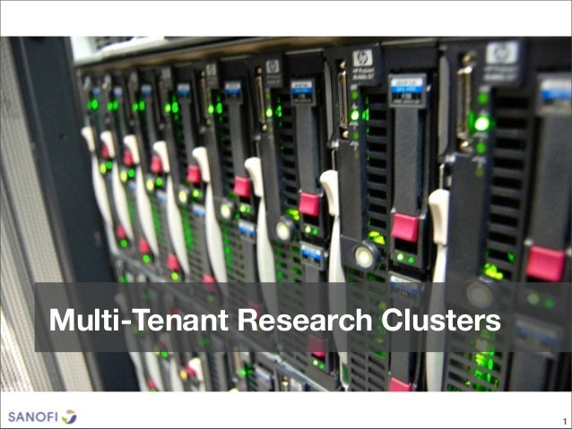 Multi-Tenant Research Clusters                                 v 2.0                                         1