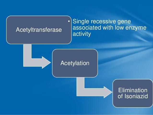 Hydralazine Acetyltransferase  Metabolism of  Procainamide  Dapsone Other sulfonamides