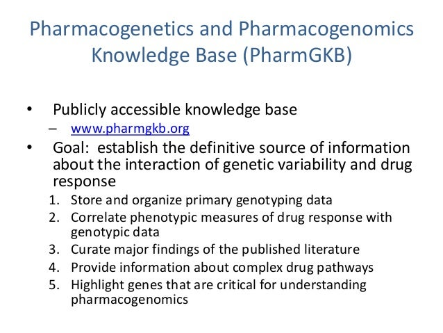 CONCLUSION  • Nonetheless, the potential utility of pharmacogenetics  to optimize drug therapy is great.  • Advantage They...