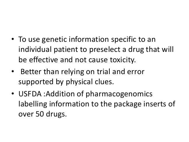 PERSONALIZED MEDICINE  Understanding human  genome  Simpler methods  identify genetic  information  Genetic information  s...