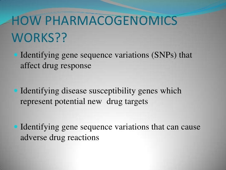 FUTURE TRENDZ AND  PROSPECTS Point-of-care (Doctor's office/Pharmacy) genetic testing Population screening Personal Genomi...