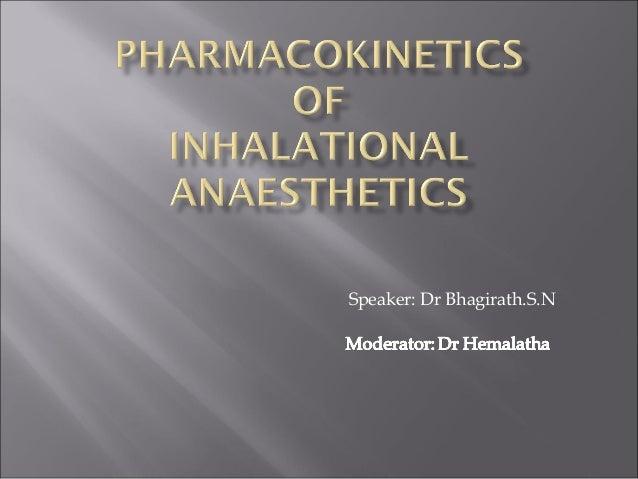 Speaker: Dr Bhagirath.S.N