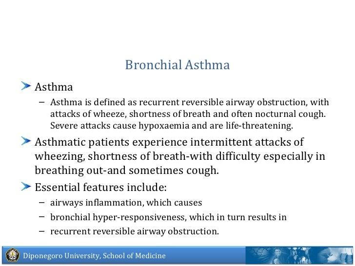 Pharmacology of asthmatic drugs Slide 3