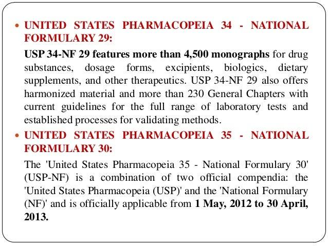 Pharmacopoeias 27 fandeluxe Choice Image