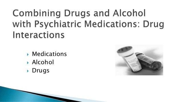 Wellbutrin And Alcohol Interaction
