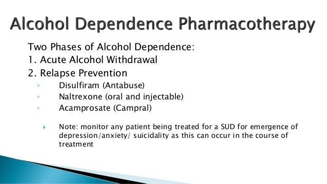 Antabuse Side Effects Depression