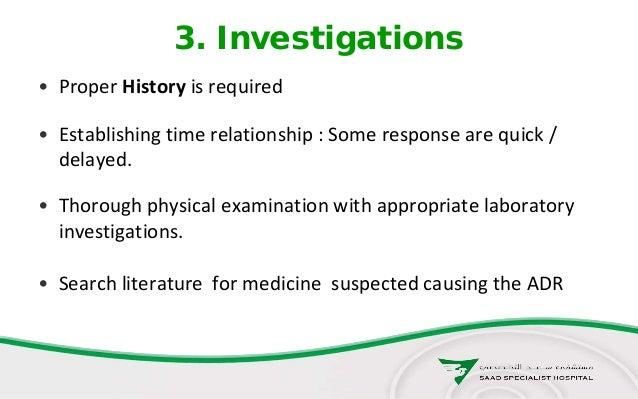 Pharmacovigilance AN