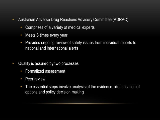 australian therapeutic goods administration guidelines