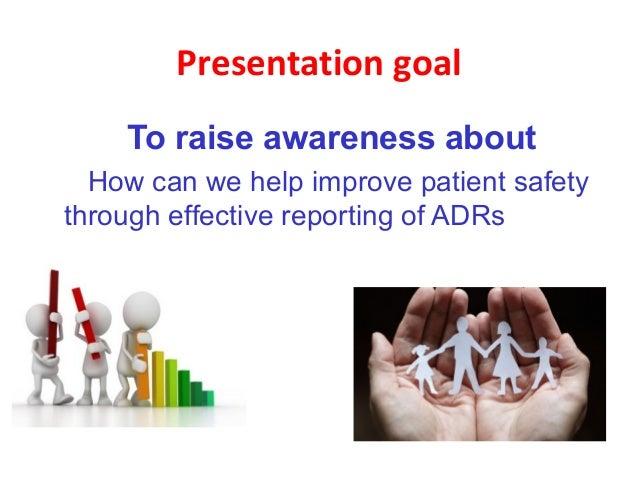 Pharmacovigilance orientation Slide 3