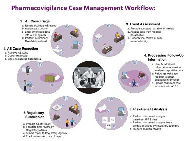 Pharmacovigilance Process Work Flow - Katalyst HLS