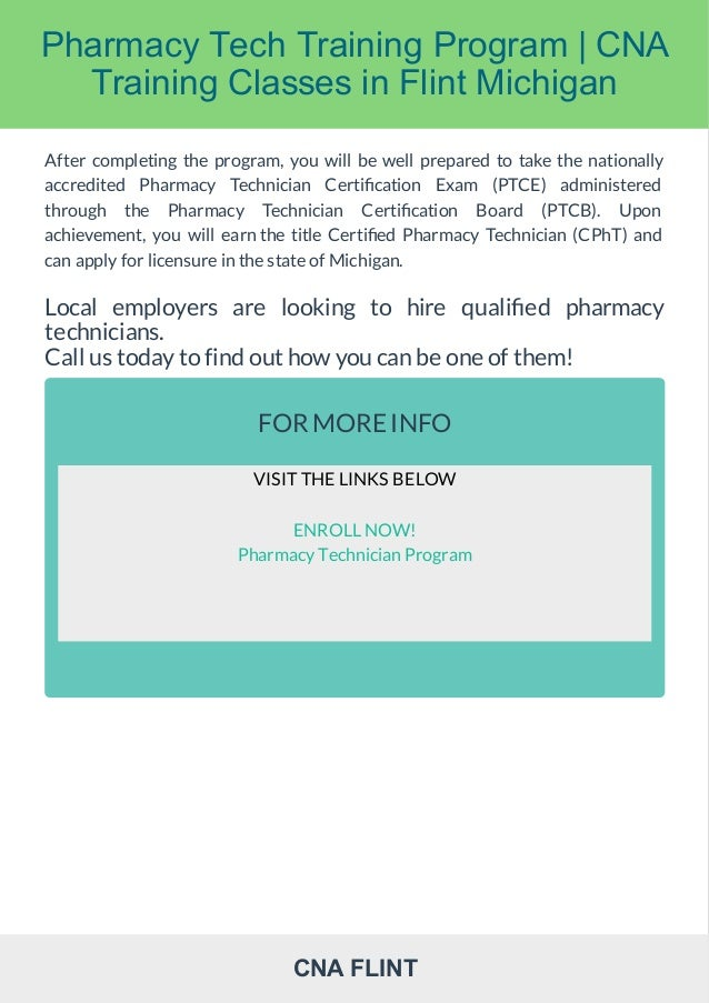 Free Professional Resume Pharmacy Technician Certification Program