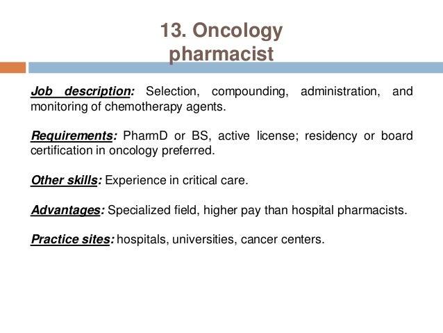 Pharmacy careers & pharmacist practice settings
