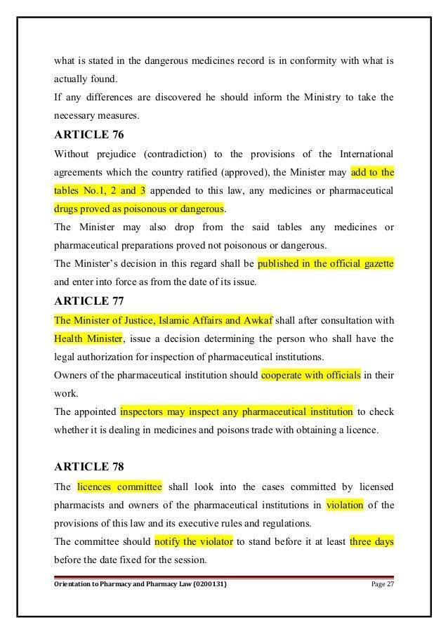 pharmacy law Pharmacy lawpdf - download as pdf file (pdf), text file (txt) or read online.