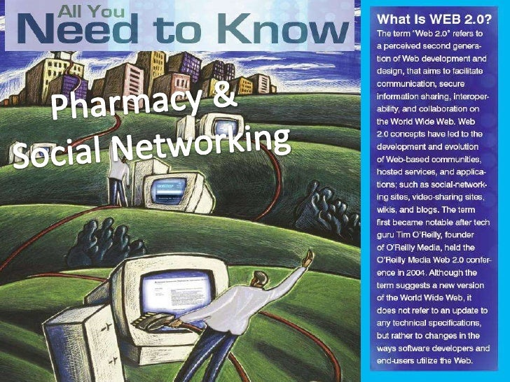 Pharmacy & <br />Social Networking<br />