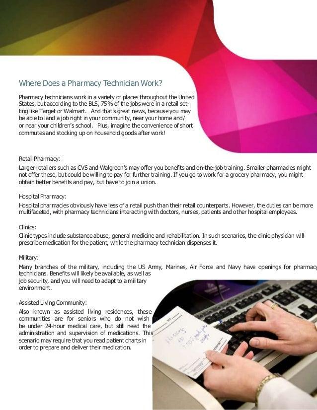 Pharmacy Tech Training