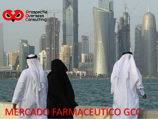 MERCADO FARMACEUTICO GCC