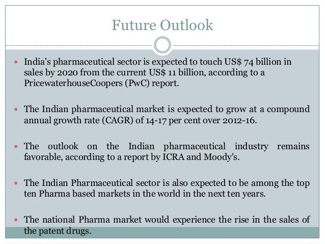 indian pharma industry Pharma industry in india sundaram vm(1) author information: (1)domex business information pvt ltd, chennai, india globally ranked fourth by volume and 13th in value, the indian pharma industry is a leading producer of high- quality, low-cost generic drugs its 14% share of the usd 57 billion world generic market is.