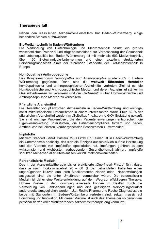 Pharmaland Baden-Württemberg 2013 Slide 3
