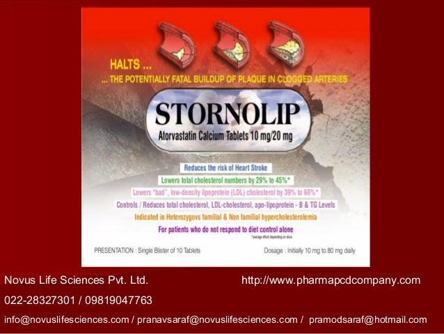 Novus Life Sciences Pvt. Ltd. http://www.pharmapcdcompany.com 022-28327301 / 09819047763 info@novuslifesciences.com / pran...