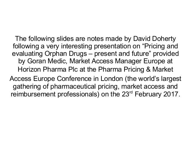 """The following slides are notes made by David Doherty following a very interesting presentation on """"Pricing and evaluating ..."""