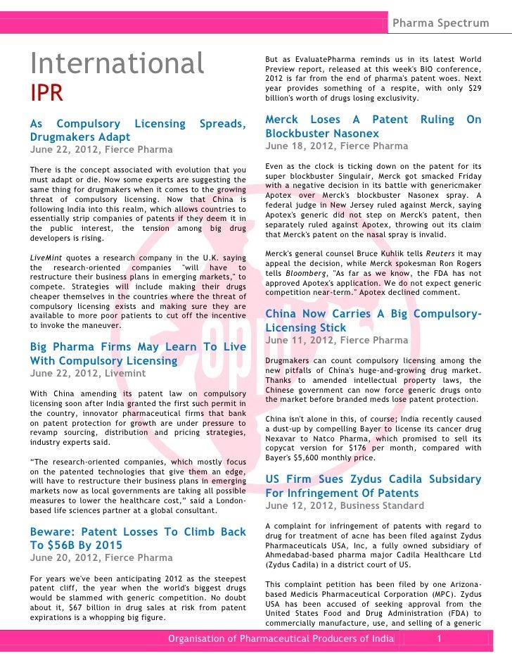 Pharma Spectrum by OPPI