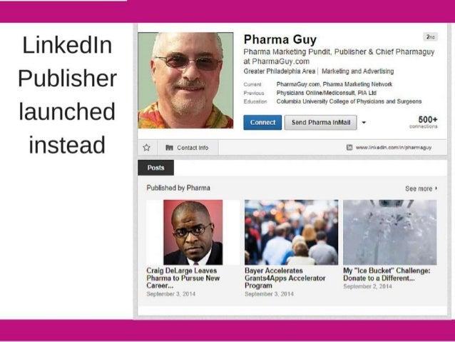 "Pharma Guy 7"" Pharma Marketing Pundit.  Publisher 8: CmefPnarn1aguy at PnarmaGu_v. com  Greater Plnladeiphia Area Ivarketi..."