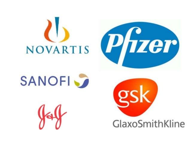 Pharma Corporate Wikipedia Analysis