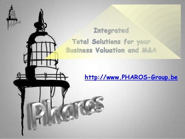 http://www.PHAROS-Group.be