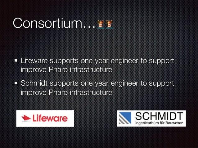 Pharo 7.0 and 8.0 alpha Slide 3