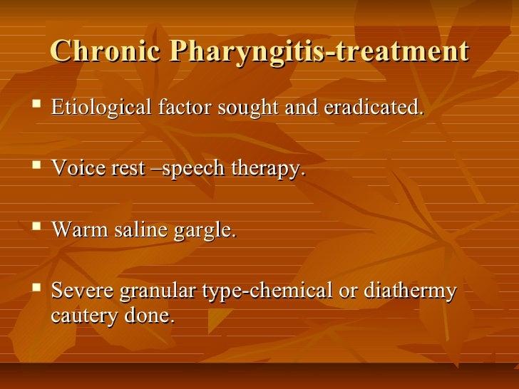 Pharyngitis