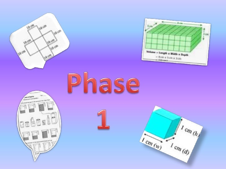 Phase 1<br />