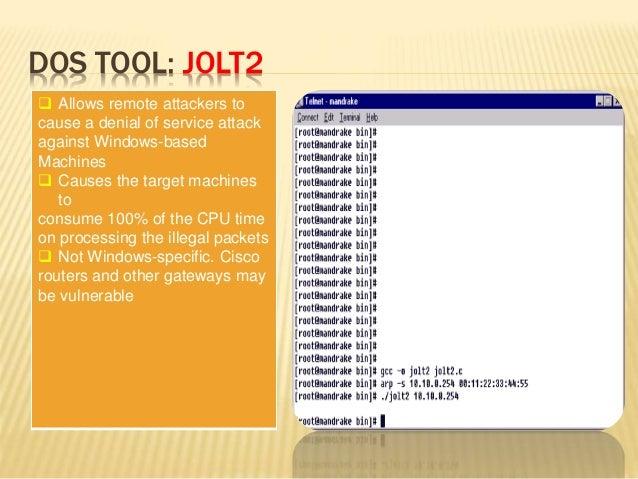 jolt2 dos attack
