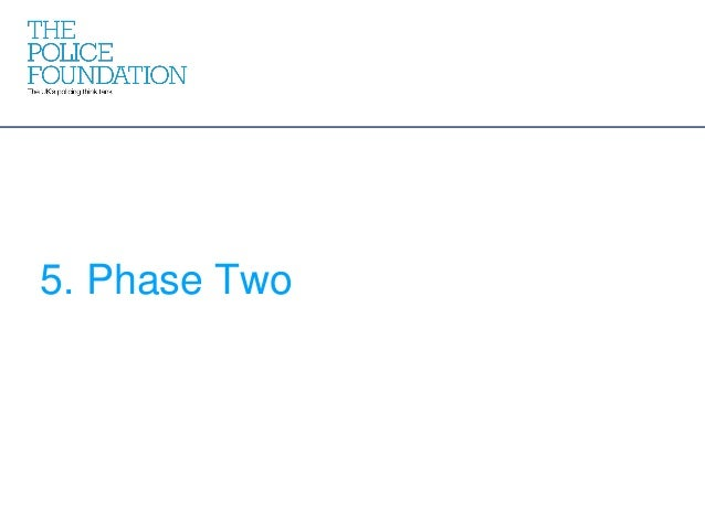 5. Phase Two