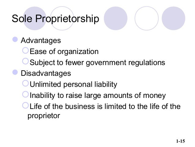 the business ownership of microsoft and the advantages and disadvantages of a partnership and corpor Starting a sole proprietor business advantages and and disadvantages of the sole proprietor business ownership to start a sole proprietorship.
