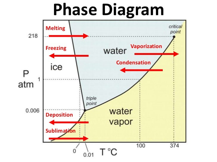 Phase Diagram Notes