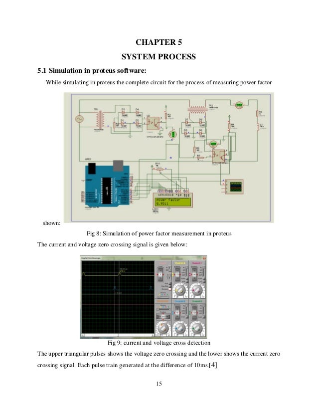 POWER FACTOR IMPROVEMENT BY SIMULATION AND IMPLEMENTATION OF FC-TCR""