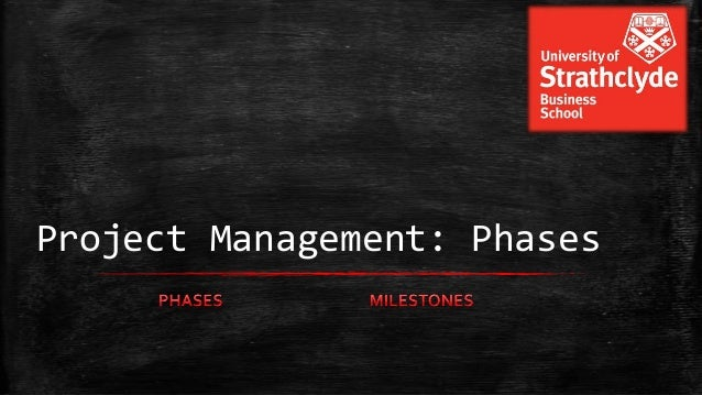 Project Management: Phases