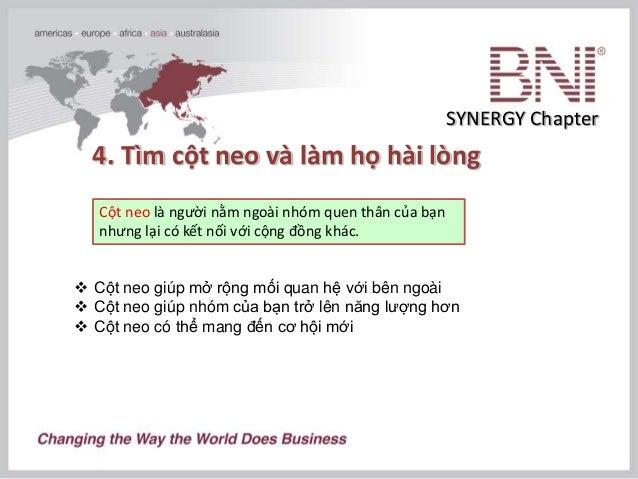 [BNI Đào tạo 5 phút] - Phát triển quan hệ trong kinh doanh Slide 9