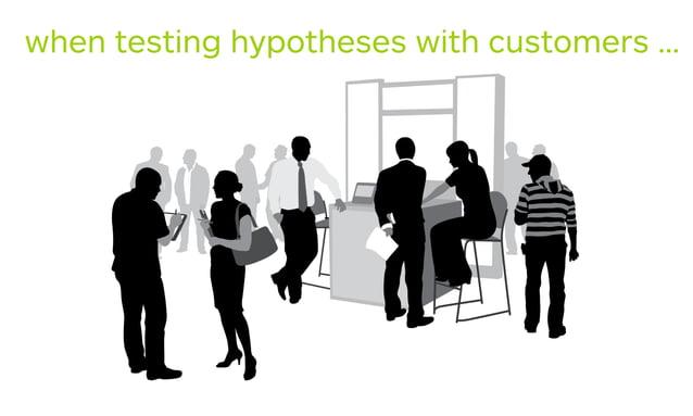 customer segment X wants to save 20% on sales process