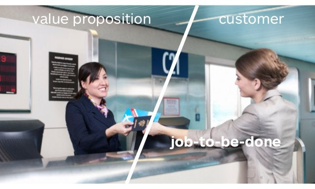 45 customervalue proposition job-to-be-done