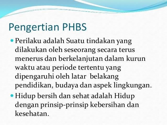Phbs anak sekolah Slide 2