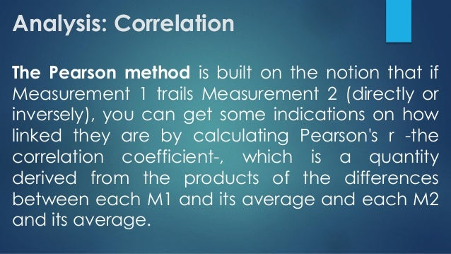 an introduction to the spearmans rank correlation a technique used to test the direction and strengt Introduction to biostatistics: part 6, correlation and regression correlation and regression analysis are applied to data to define and quantify the relationship between two variables.