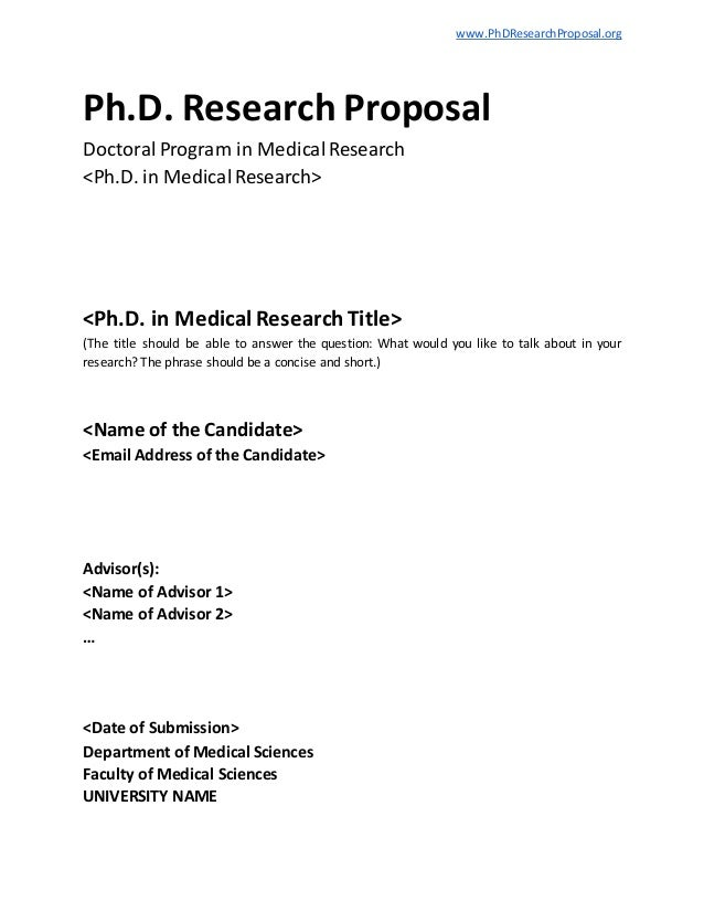 Phd research proposal engineer