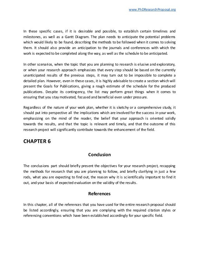 Phd research proposal construction
