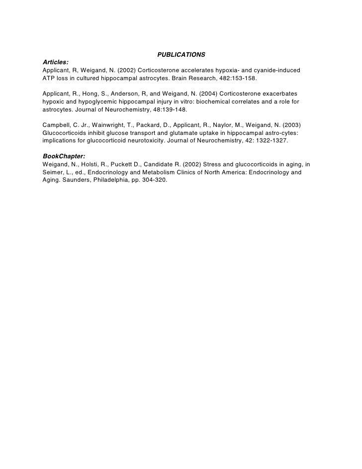 Phd Candidate Resume Sample Vatozozdevelopment