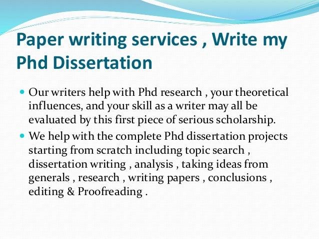 Dissertation help book