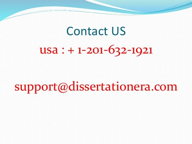 Phd dissertation assistance requirements