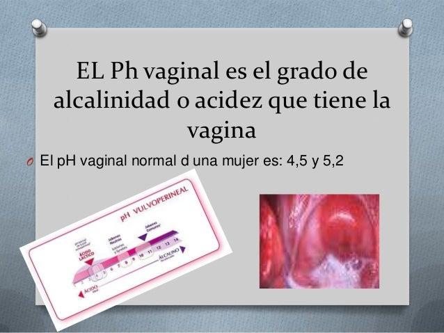 Diferentes números de pH en una mujer: O ETAPAS: O BEBES O PH : O 7